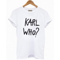 KARL WHO