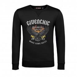 eaglechic black sweatshirt