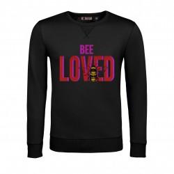 Beloved Black Sweatshirt