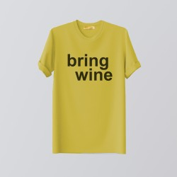 BRING WINE