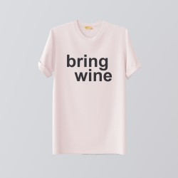 BRING WINE PINK